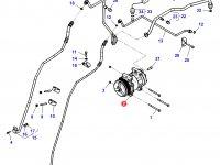 Компрессор кондиционера кабины трактора Challenger — 4281803M1