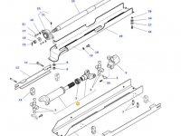 Карданный вал привода переднего моста трактора Massey Ferguson — 4284520M92