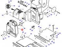 Дополнительный топливный бак трактора Challenger — 4286275M99