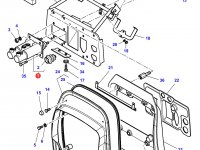 Тормозной цилиндр трактора Challenger — 4286453M1