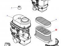 Воздушный фильтр большой трактора Challenger — 4286473M2
