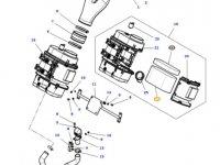 Воздушный фильтр двигателя трактора Massey Ferguson — 4286473M2
