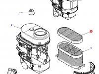 Воздушный фильтр вставка трактора Challenger — 4286474M1