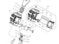 Вставка воздушного фильтра двигателя трактора Massey Ferguson — 4286474M1