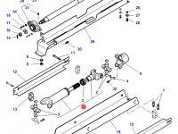 Карданный вал привода переднего моста трактора Challenger — 4287848M92
