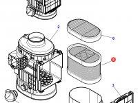 Воздушный фильтр большой трактора Challenger — 4288978M1