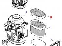 Воздушный фильтр вставка трактора Challenger — 4288979M1