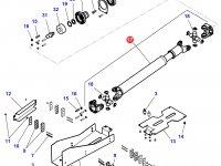 Карданный вал привода переднего моста трактора Challenger — 4292969M93
