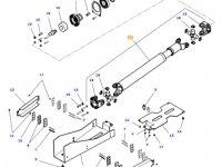 Карданный вал привода переднего моста трактора Massey Ferguson — 4292969M94