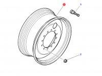 Передний колесный диск трактора Challenger (DWW23Ax30) — 4293267M93