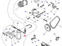 Фильтр системы кондиционирования трактора Challenger — 4296238M1