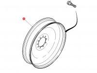 Задний колесный диск трактора Challenger (W12x54) — 4299556M92