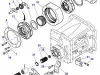 Эпициклическая понижающая передача КПП трактора Massey Ferguson — 4300321M12