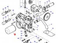 Фильтр гидравлического насоса трактора Challenger — 4300400M1