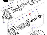 Вал мультипликатора КПП трактора Massey Ferguson — 4301262M4