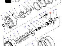 Планетарная передача мультипликатора КПП трактора Challenger (до серийного/двигателя №V342049) — 4301322M4