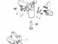 Фильтр гидравлического масла трактора Massey Ferguson» — 4301872M1