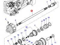 Вал отбора мощности (ВОМ) трактора Massey Ferguson — 4302002M2