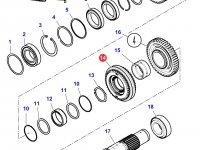 Синхронизатор КПП трактора Massey Ferguson — 4302873M93
