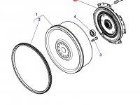 Торсионный демпфер сцепления трактора Massey Ferguson — 4304870M1