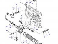 Гидравлический фильтр трактора Challenger — 4306399M2