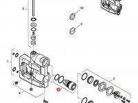 Муфту гидравлическую быстроразъемную трактора Challenger — 4308111M11