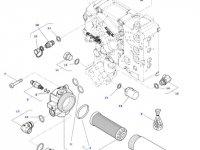 Гидравлический фильтр трактора Massey Ferguson» — 4312614M1