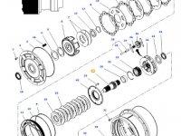 Вал мультипликатора КПП трактора Massey Ferguson — 4312727M2