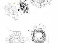 Торсионный демпфер сцепления трактора Massey Ferguson — 4312901M5