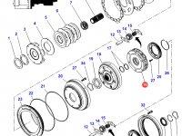 Планетарная передача мультипликатора КПП трактора Challenger — 4314101M2