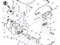 Гидравлический фильтр трактора Challenger — 4351315M1