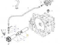 Гидравлический фильтр трактора Massey Ferguson» — 4381314M1
