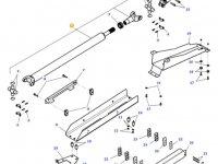 Карданный вал привода переднего моста трактора Massey Ferguson — 4387449M91