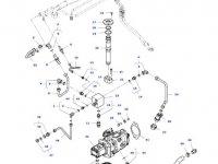 Гидравлический фильтр трактора Massey Ferguson» — 4393035M1