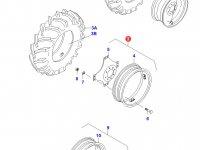 Передний колесный диск - W10x24 (...) — 30542310