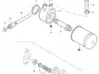 Масляный фильтр двигателя Sisu Diesel — 836679586