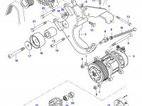 Ремень генератора двигателя Sisu Diesel — 685081290