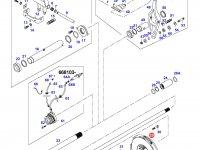 Корзина диска сцепления КПП — 35652000