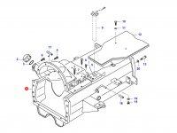 Топливный бак трактора — 34796210