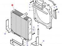 Радиатор двигателя трактора Challenger — 5015105M2