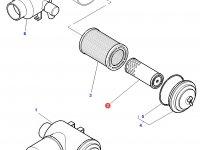 Воздушный фильтр вставка трактора Challenger — 5016604M1