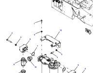 Гидравлический фильтр трактора Challenger — 534039D1