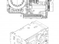 Коробка переключения передач (КПП) — ACV0046100