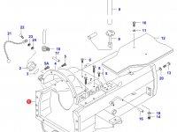 Топливный бак трактора — 30769410