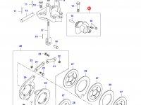 Тормозной цилиндр трактора — 30181500