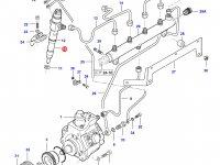 Форсунка двигателя Sisu Diesel — 837069326