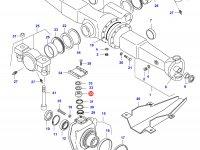 Шкворень трактора — 31801800