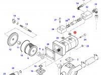 Гидравлический насос трактора — 33665000
