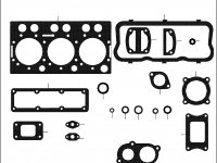 Комплект прокладок двигателя Sisu Diesel — 836840237