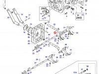 Вилка КПП трактора — 45357500